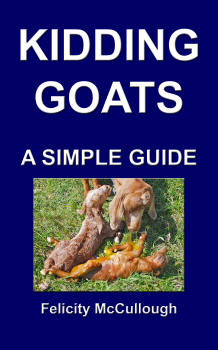Kidding Goats A Simple Guide